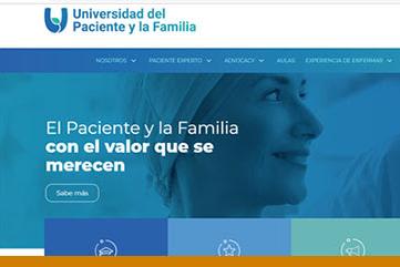 Universidad del paciente y la familia_m